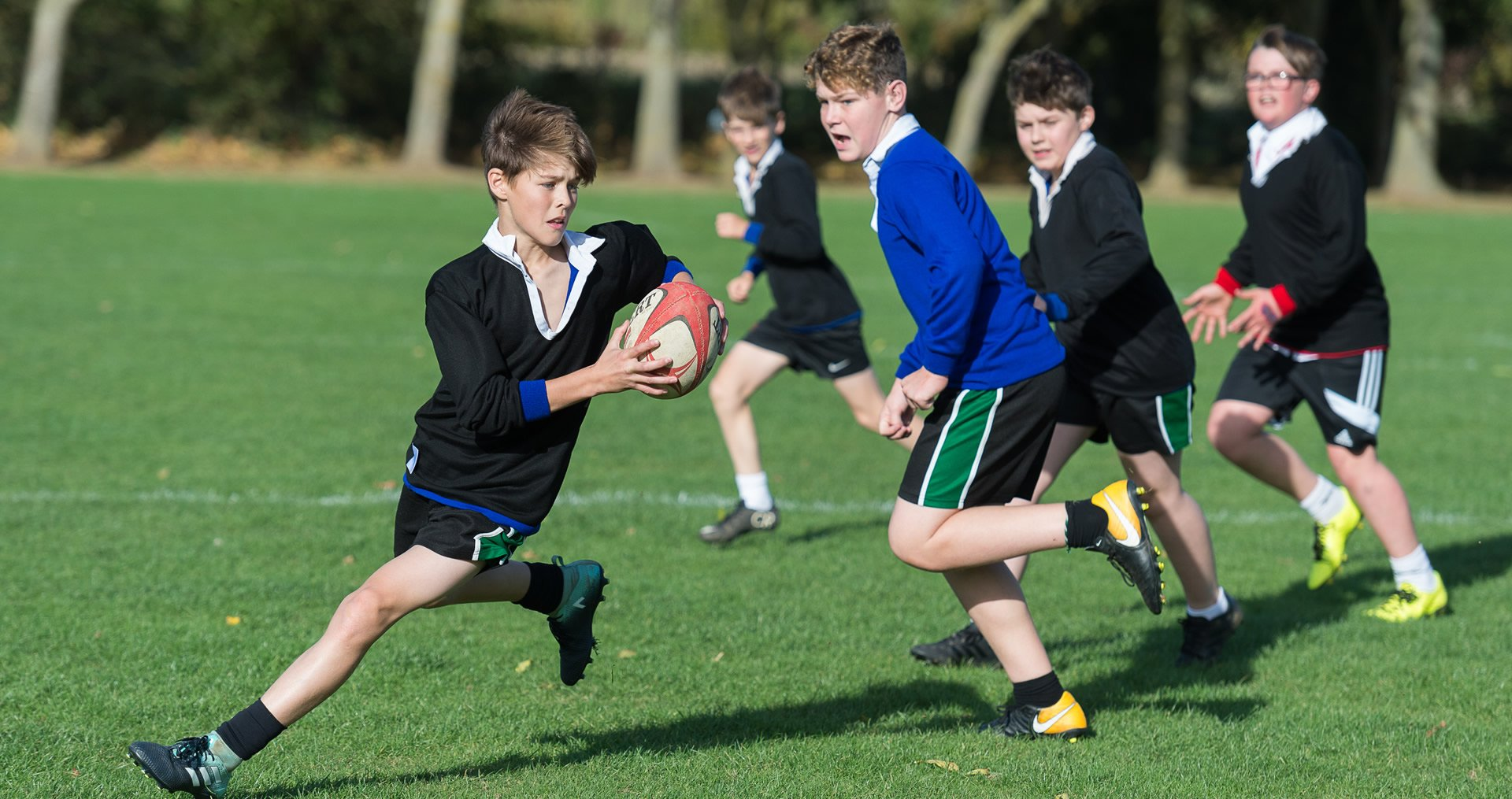 Rugby | The Castle School